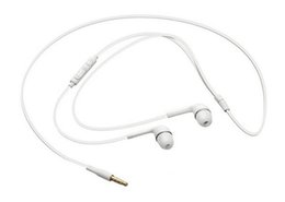 2019 nuevos auriculares de manzana Nuevo auricular estéreo integrado en la oreja 3.5 mm Auriculares estéreo blanco / negro Auricular con micrófono y control remoto para Samsung Galaxy s4 s6 s7 Nota 3 nuevos auriculares de manzana baratos