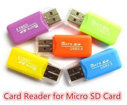Carte sd 32gb livraison gratuite en Ligne-Usine direct Livraison Gratuite Haute Vitesse USB 2.0 Carte Micro SD T-Flash TF M2 Adaptateur Lecteur de Carte Mémoire 2Go 4Go 8Go 16Go 32Go 64Go