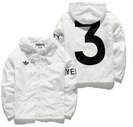 Wholesale Natural Hips - kanye west Yeezus MA-1 pilot hip hop windbreaker Y-3 jacket fashion men's motorcycle kanye west Yeezus jacket