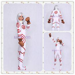 Wholesale cosplay wonderland costume - Wholesale-Custom Size New Anime DEADMAN WONDERLAND Shiro Cosplay Costume