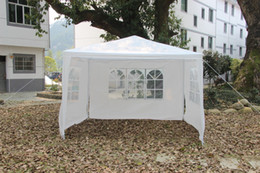 Wholesale Outdoor x10 Canopy Party Wedding Tent Gazebo Pavilion Cater Events Sidewall