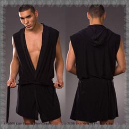 Wholesale Male Silk Kimono Robe - 2016 New Arrival Silk Men Robes Bathrobe Sexy Manview Robe sexy Sleepwear Male Kimono Gay Wear