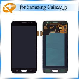 Wholesale Lit Digitizer - High Copy A+++ Grade 5.0 Inch For Samsung Galaxy J3 LCD Display Touch Screen Digitizer Assembly Replacement No Dead Pixel Adjustable Light