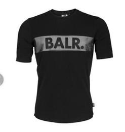 Wholesale Black Fitness Women Hot - Brand New summer Hot-selling hip hop t-shirt fitness men&women t shirt balred tops cotton short sleeve o neck blusas BXXR tees