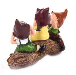 Adorável Modelo de Combinação de Boneca Resina Artesanato Decoração Presentes de Casamento Ornamento Romântico Amante Da Menina Dos Desenhos Animados Brinquedo Do Bebê Estatueta de Fornecedores de célula q