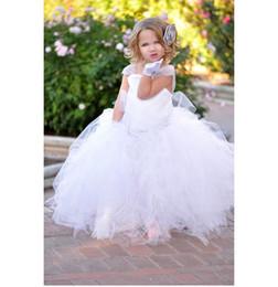 Wholesale Childrens Party Dresses - Kids Bridesmaid Dresses Elegant Formal Girls Dress Princess Party Dance Clothes Junior Bridesmaid Dresses Childrens Wedding Dresses