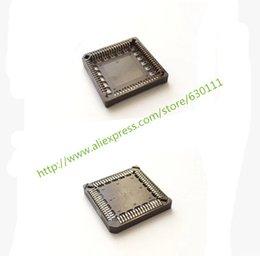 Wholesale Ic Sockets Pin - Wholesale-Free Shipping 38PCS PLCC68-SMD IC Socket PLCC68 IC Socket adapter , 68 Pin PLCC Converter