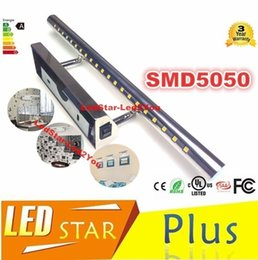 Wholesale Hotel Mirrors Wholesale - High Quality Modern SMD 5050 5W 7W 10W 18W led mirror light bathroom lamp stainless steel painting wall lights for Dresser Hotel