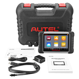 Scanner srs per bmw online-Autel MaxiPro MP808TS OBDII Diagnostic Scanner Support Oil Reset DPF Rigenerazione / TPMS / ABS / SRS / EPB Service