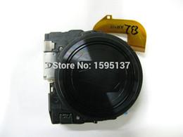 Wholesale Digital Camera Cyber Shot - Freeshipping original Lens Zoom For Sony Cyber-shot DSC-WX300 WX300 DSC-WX350 WX350 Digital Camera Repair Part Black