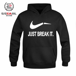 Wholesale New Neck Design For Man - Wholesale-2016 New Design Causal Mens Hoodies, Male Fashion Sportswear Outerwear Sweatshirt Men's Teenagers Sport Suits For Men Clothing