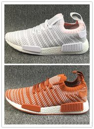Wholesale Fabric For Lining - 2017 Free Shipping NMD xR1 Primeknit Fly-line Boost Casual Socks Shoes for Men & Women NMD Boost R1 PK Fly-line Running Shoes Eur 36-44