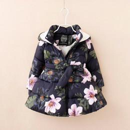 Wholesale Girls Winter Parkas - Children's Parkas Girls winter coat Winter Jackets for girls Clothing for girls jacket Clothes for baby girls kids 6-7-8-9Years