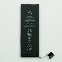 Wholesale Iphone Internal Battery Original - NEW OEM Original Genuine Apple Internal Replacement Battery for iPhone 5 1440mAh compatible with iphone 5