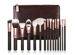 Wholesale Eyes Foundation - Professional Make up Brushes Set Foundation Blusher Powder Eye shadow Blending Eyebrow Makeup Brushes