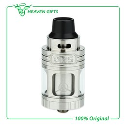 Wholesale Flow Engine - OBS Engine RTA RBA Atomizer Tank Side Filling Top Air Flow Temperature Control VS OBS Crius Tank 100% Original