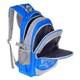 Wholesale Back School Book Bags - 45*30*18 school book backpack for pupil boys girls sports back pack travelling bag free shipping