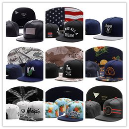 Wholesale Cheap Fitted Caps Free Shipping - Wholesale best quality Cayler & Sons Weezy Snapback Hat cheap discount Caps Cayler And Sons Snapbacks Hats Online Free Shipping Sports Caps