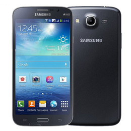 Wholesale I9152 Phone - Original Unlocked Samsung Galaxy Mega 5.8 I9152 Smartphone Dual Core 8G ROM 1.5G RAM Dual SIM Mobile Phone Refurbished Cellphone