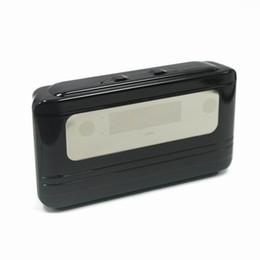 Wholesale Clock Factory - Factory sale Mini Clock camera Full HD 1080P hidden camera motion detection digital Alarm clock Security Video recorder Mini DV USB Disk