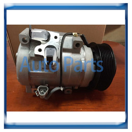 Wholesale Toyota Pick Up - 10S17C Fiat Toyota Hiace HILUX Pick-up LAND CRUISER compressor 88320-26600 447260-8232