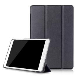 Wholesale Dust Stylus - Ultra-thin PU Leather Cover for Asus Zenpad 3S 10 Z500M Z500 9.7 inch Tablet Case + Stylus Pen