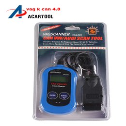 Wholesale Auto Diagnostic Scan - 2018 Newest VAG305 OBD2 OBDII Code Reader Auto Scanner For Volkswagen Audi VW Diagnostic Scan Tool Engine Fault Finder
