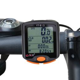 Chronographe de vélo en Ligne-Vélo VTT Chronographe grand écran table lumineuse étanche tout-puissant