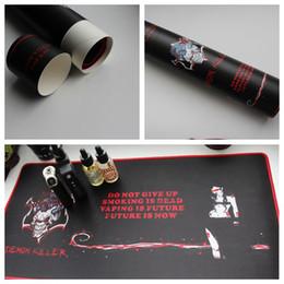 Caoutchouc naturel de tapis de barre de cigarette de tapis de barre de tueur de démon 60 * 30 * 0.3CM Rectangle ? partir de fabricateur