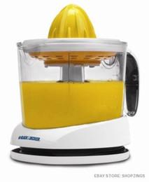 Wholesale orange juicer machines - Electric Orange Juice Citrus Juicer Machine Lemon Press Fruit Squeezer Extractor