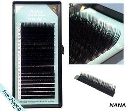 Wholesale Eyelash Hair Extensions - All size,4cases set,High quality eyelash extension mink,individual eyelash extension,natural eyelashes,false eyelashes