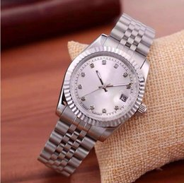 Wholesale Crown Brown - Luxurious rose gold design lines of quartz watch brand fashion body see crown high quality free shipping wholesale watches replicas watche