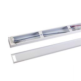 Porta tubo condotto online-900mm T8 staffa LED AC85-265V lampada fluorescente stent ha condotto le lampade del tubo di illuminazione t8 lampada titolare set completo di