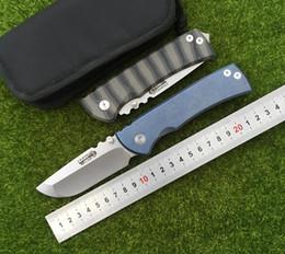 facas de sobrevivência bainhas de kydex Desconto YDC Samier faca de alta qualidade Chaves faca Redencion faca dobrável S35VN lâmina de rolamento de chama anodizado titânio lidar tactical sobrevivência knif