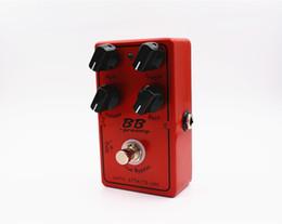 partes de transistores Rebajas Clon Xotic BB Preamp Guitar pedal de efecto preamplificador boost de sobremarcha
