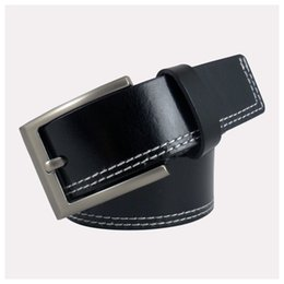 Wholesale Men Jeans Factories - Full Grain Leather Belts High End Men Jeans Waistband Factory OEM Belt Welcome in European and American Countries CH900011