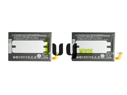 Wholesale max one - 2pcs lot 2600mAh BOP6B100 Replacement Battery For HTC one 2 M8 W8 E8 M8T M8W M8D M 8 M8x M8ST M8SD M8SW M8 Ace One Max Batteries