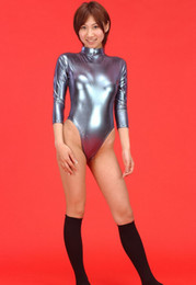 Wholesale Gold Red Suit Spandex - metal Iron gray color swimsuit bodysuit zentai Unisex Lycra Spandex Zentai Body Suit Fancy Dress Catsuit Bodysuits