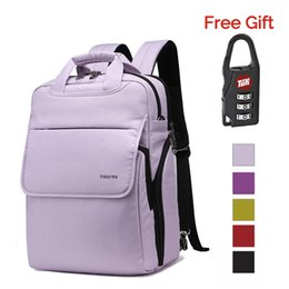 Wholesale Boys Schoolbags - Multifunction women backpack fashion youth korean style shoulder bag laptop backpack schoolbags for teenager girls boys
