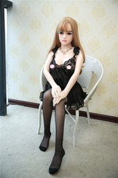Wholesale Sex Toys Dolls Online - new 158cm chubby sex doll with customize full silicone tpe sex toy for men online wholesales