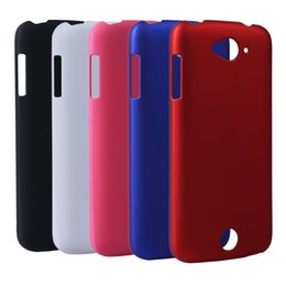 Wholesale Rubberized Hard Case - High Quality Rubberized Hard PC Back Cover Case   Cell Phone Back Caver Case For Acer Liquid Z530 Z530S Free Shipping