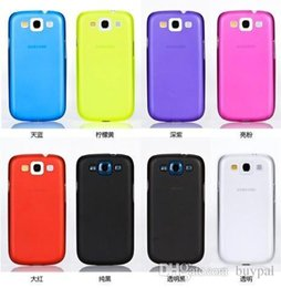 Wholesale Sumsung Galaxy S3 Cases - Free Shipping by DHL Wholesale New For Galaxy SIII S3 S Case Cover, PU, PC, Plastic Hard Case for Sumsung Galaxy S3 i9300 RJ1169 0416dd