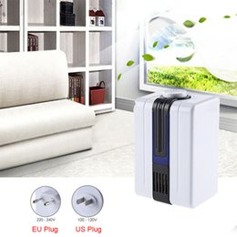 Wholesale Smoke Air Purifiers - Ionizer Air Purifier Negative Ionizer Generator Durable Quiet Air Purifier Remove Formaldehyde Smoke Dust Air Purifier For Home +NB