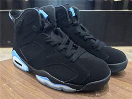 f6f97ec96bc11c blue unc shoes size 13 Promo Codes - Top quality 6 UNC university black blue  VI