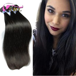 Wholesale Good Indian Remy - Good Suppliers Within Wholesale Price Indian Remy Straight Weave 3 Bundles A Lot DHL Free Shipping