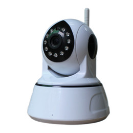 Wholesale Megapixel Ptz - CCTV Home Security Cameras Megapixel Mini PTZ IP Camera Auto IR-Cut infrared camera Smart Wifi Camera IPC-Q9