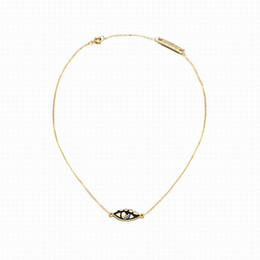 metal choker sexy Promo Codes - Fashion Necklaces layered metal fashion sexy red lips evil eye fatima hand alloy pendant necklace women jewelry DHN016