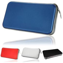 Wholesale Dvd Disc Holders - 80 Disc CD DVD Portable Wallet Storage Organizer Holder Case Bag Album Box G00085 CAD