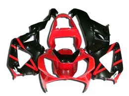 Wholesale Cbr929rr Fairing Kit - Black Red Free Gifts Fairings for HONDA CBR929RR 2000 2001 CBR900RR 00 01 CBR29 RR 2000-2001 ABS Injection Mold 100% Fit Body Kits cbr900rr