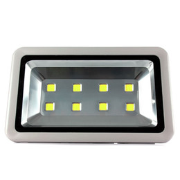 Wholesale Wholesale Outside Lights - 2016 Newest Outdoor lighting 100W 150W 200W 300W 400W Epistar Led Floodlight AC85-265V Flood light Waterproof Outside Led Reflector